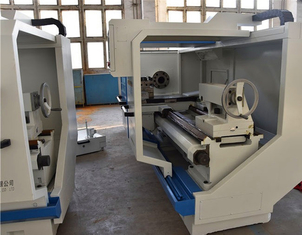 Het vlakke Bed paste CNC in de Horizontale Boring Machine met As 100mm droeg